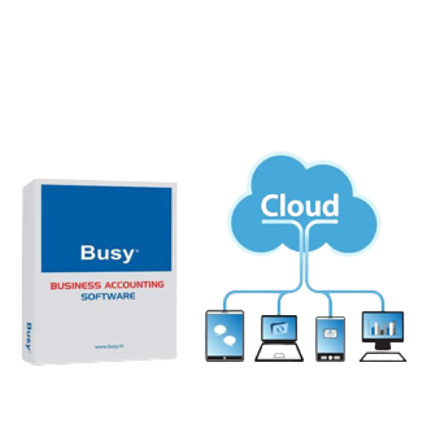 Busy on cloud product
