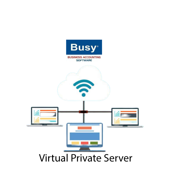 busy cloud server