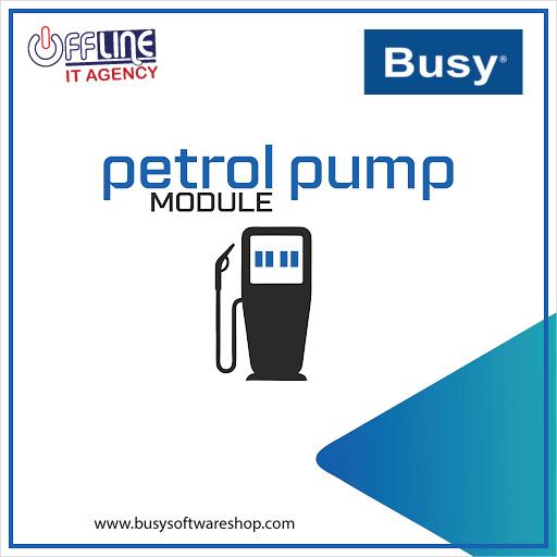 petrol pump addon busy